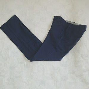 Zara Navy Blue Trousers - 4